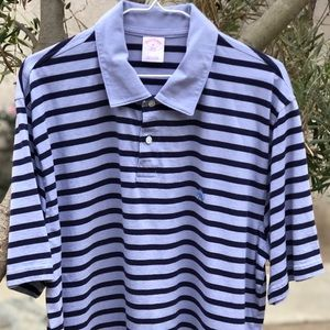 NW Brooks Brothers 346 Polo Shirt, Size XL